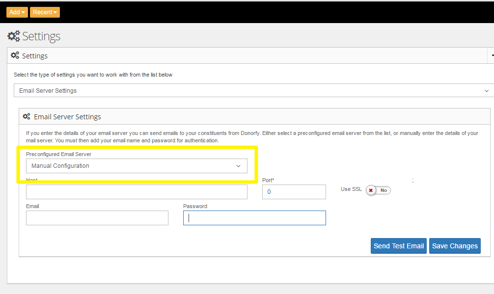 Using Gmail with Donorfy – Donorfy Support